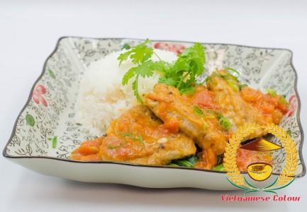 17. Vietnamese fish cake