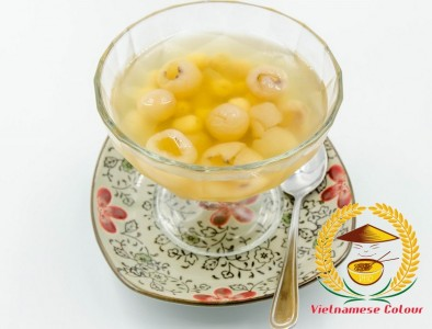 24. Sweetened lotus seed